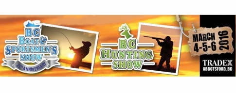 Visit Backwater Boats at the BC Boat & Sportsmen's Show!