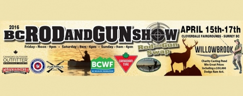 See Backwater Boats at the BC Rod and Gun Show